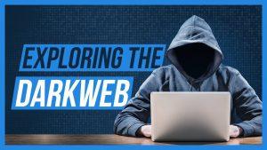 Welcome to the Dark Web! My Journey to Dark Web!