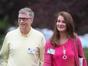 Divorced tech-giant Billgates!